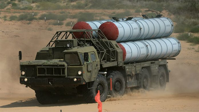 S-300 missile system (photo Sputnik)