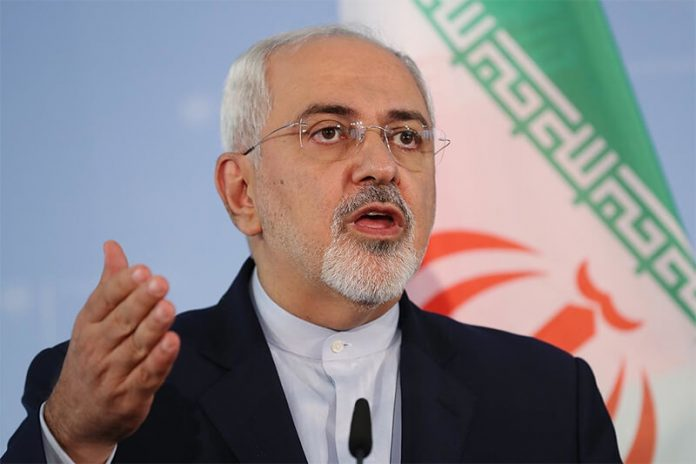 Iranian Foreign Minister Mohammad Javad Zarif (photo Sean Gallup/Getty Images)
